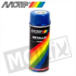 SPRAY MOTIP 400ML BLEU METAL