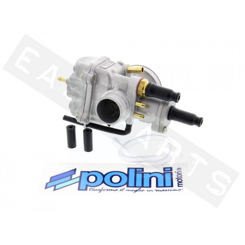 carburateur polini racing 17 5 starter a cable scooty. Black Bedroom Furniture Sets. Home Design Ideas