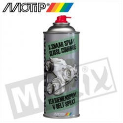 SPRAY MOTIP 400ML GLISSE-COURROIE