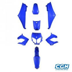 8 PIECES HABILLAGE TUN'R SENDA DRD 2006/XTREM/X RACE (2000-2011) BLEU
