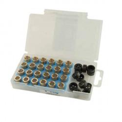 GALETS POLINI 15X12MM 3,5GR 4,0GR 4,5GR 5,0GR