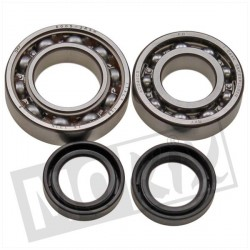 ROULEMENTS VILEBREQUIN + JOINTS SPI HONDA X8R/SCOOPY