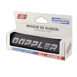 MOUSSE GUIDON DOPPLER ROUGE