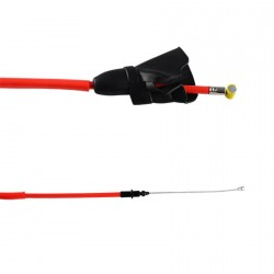CABLE D'EMBRAYAGE DOPPLER BETA RR 50 ROUGE (MINARELLI AM6)