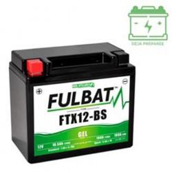 BATTERIE FULBAT FTX12-BS 12V 10A