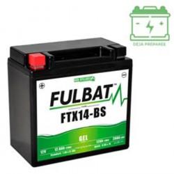 BATTERIE FULBAT YTX14-BS 12V 12A