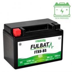 BATTERIE FULBAT FTX9-BS 12V 8A