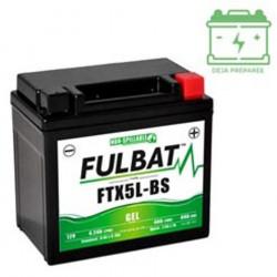 BATTERIE FULBAT FTX5L-BS 12V 4A