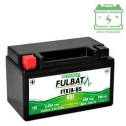 BATTERIE FULBAT FTX7A-BS 12V-6A