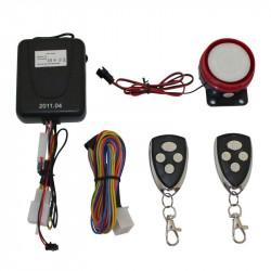 ALARME MOTO SCOOTER 2 TELECOMMANDES CF 425