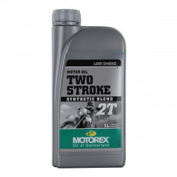 OLIE MOTOREX SYNTHETIC BLEND 2T 1L (LOW SMOKE)