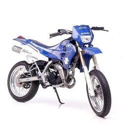 POT V6 INOX ADAPT SUZUKI SMX 50