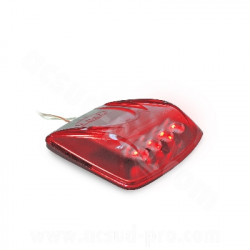 LAMPE A COLLER A LEDS FROG ROUGE