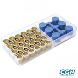 GALETS POLINI 15X12MM 6,5GR 7,0GR 8,0GR 9,0GR