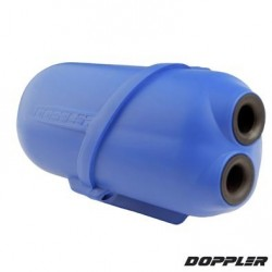 FILTRE A AIR DOPPLER AIR BOX BLEU BOOSTER/PIAGGIO (D.28/35MM)
