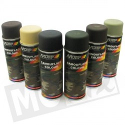 SPRAY MOTIP 400ML CAMOUFLAGE (SET X6)
