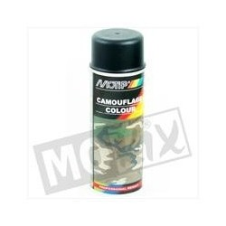 SPRAY MOTIP 400ML NOIR ARMY