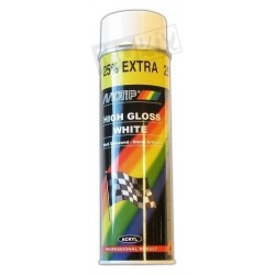 SPRAY MOTIP 500ML BLANC BRILLANT