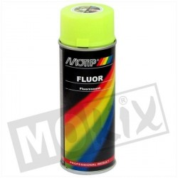 SPRAY MOTIP 400ML JAUNE FLUO 4022
