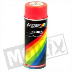 SPRAY MOTIP 400ML ORANGE/ROUGE FLUO 4020
