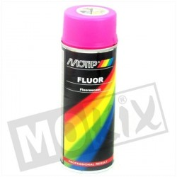 SPRAY MOTIP 400ML ROSE FLUO 4021